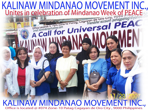 K-MINDANAO SECRETARY GENERAL WITH THE OMA