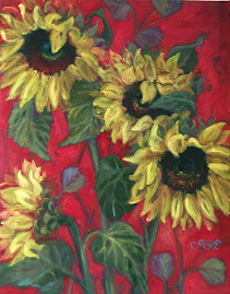 'Sunflower II'   by Shari White