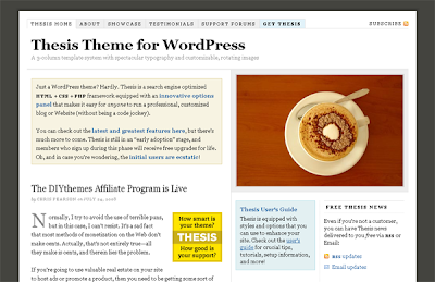 Free Download Thesis Wordpress Themes V. 1.6