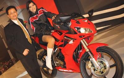 Motor Sport 2012 Minerva Sachs+R 150 VX