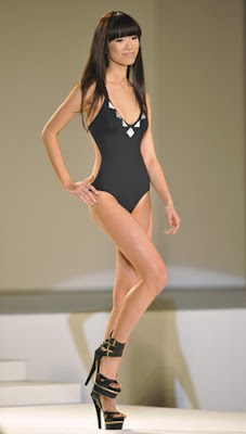 Maiko Itai Miss Universe Japan 2010 Foto Topless