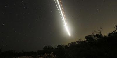 Meteor Jatuh di Srengseng, Jakarta Barat Ternyata Ledakan Gas