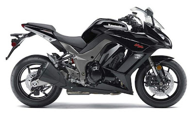 Foto Motor Kawasaki Ninja 2011