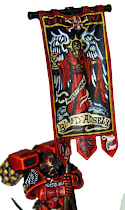 Blood Angels Chapter Banner