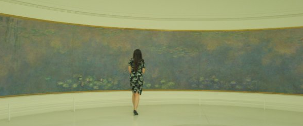 Looking for Monet's Lilies