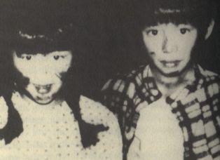 RENEE SHIN YI CHEN de 7 y 6 anos respectivamente