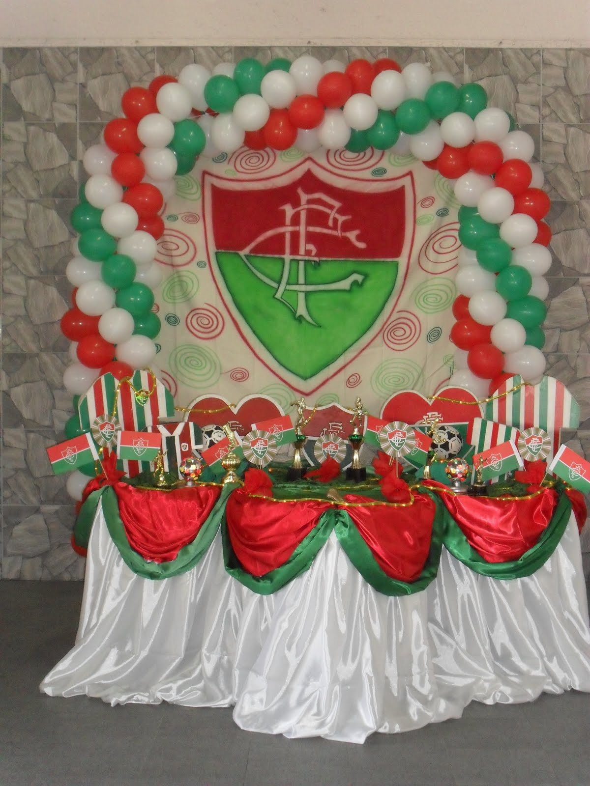 decoracao festa xuxinha:Pitchula Festas *: :: Time Fluminense ::