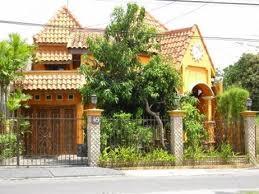 Lantai Kayu Jati on Dijual Rumah 2 Lantai Dengan Ukiran Kayu Jati Yang Eksotis Di Daerah
