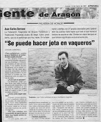 GENTE DE ARAGON