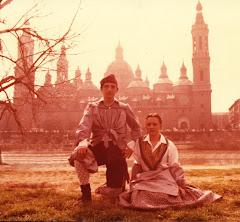JUAN CARLOS Y MONTSE 1983