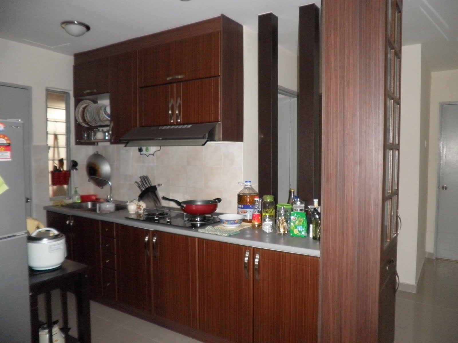 Gambar Kitchen Cabinet