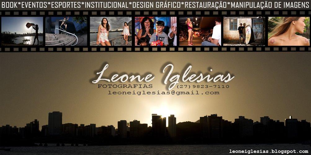 Leone Iglesias Fotografia e Design Gráfico