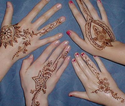 tatuagens henna