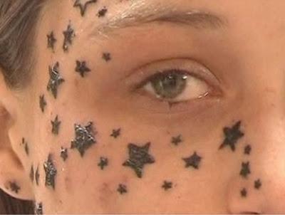 Fotos de tatuagens estrelas
