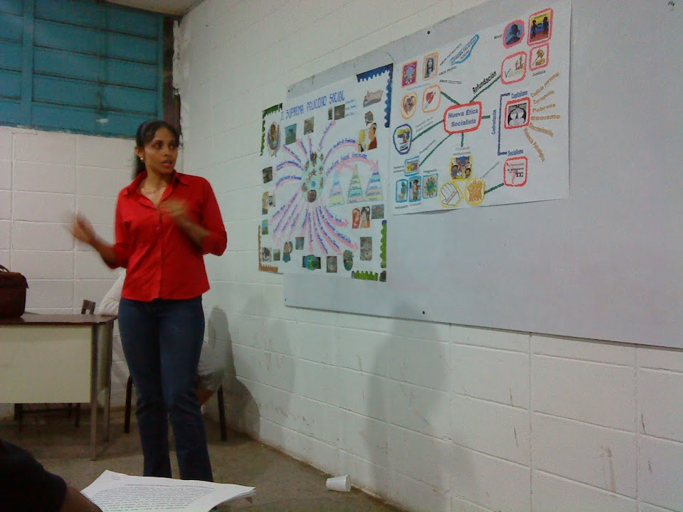 Exposición Proyecto Nacional Simón Blívar