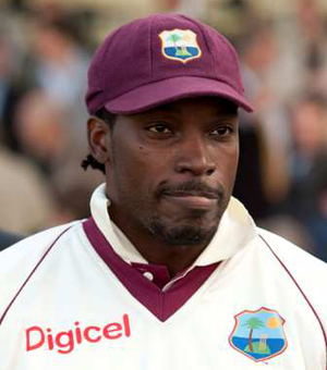 Gayle back in the Test squad