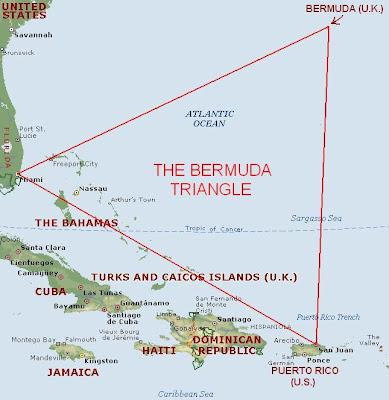 Rahasia besar segitiga bermuda