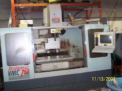 Bridgeport CNC 22x40