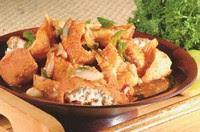 tahu gejrot masakan indonesia