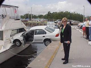 10 Ten Most Stupid Women In Driving