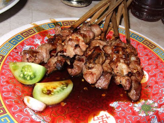 Sate Kambing / Lamb Satay