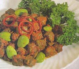 Fried Chicken Liver Red Pepper Sauce ( Sambal Goreng Ati Ampela) Recipe