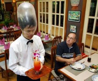 2. Condom Restaurant ( THAILAND )