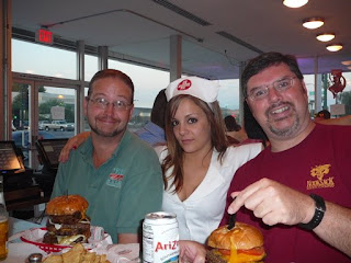 Heart Attack Grill (Only in America - Nice)- The biggest Burger