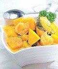 Yellow Squash Soup Recipe ( Resep Sayur Labu Kuning )