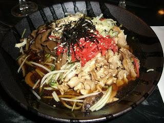 Hiyashi Chuka Noodles  Recipe ( Resep Mie Hiyashi Chuka )