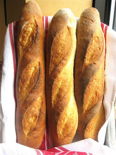French Baguettes  Recipe ( Resep French Baguettes )
