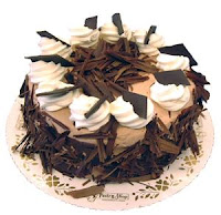 Chocolate Mousse Torte Recipe (Resep Chocolate Mousse Torte)