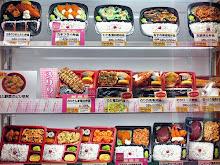 Moldes de comida de plastico