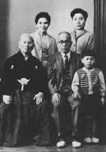 La hija de Gichin Funakoshi.