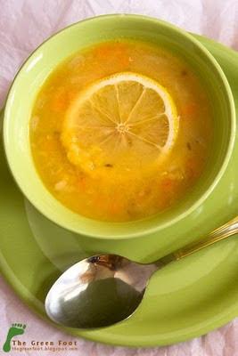 Articole culinare : Mercimek Çorbasi - Supa crema de linte rosie