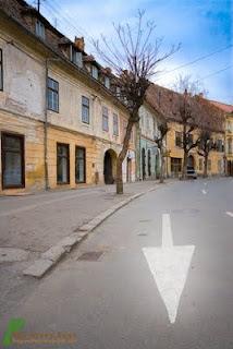 Streets of Sibiu