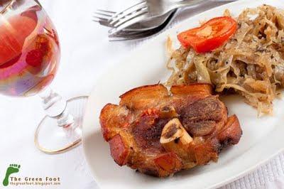Rasol de porc cu varza