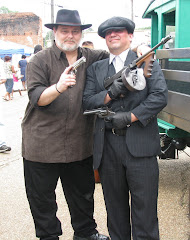 You Never Know Who You'll Run Into @ The Authentic Bonnie & Clyde Festival