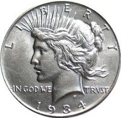 A Dollar in 1934