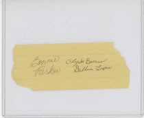 The Bonnie & Clyde Signatures