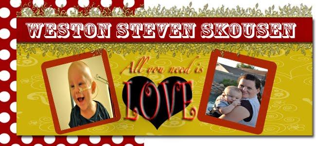 Weston Steven Skousen 1-28-10