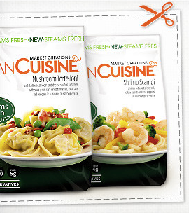 photo about Lean Cuisine Coupons Printable known as LEAN Delicacies: Clean Acquire 1 Take 1 Cost-free Coupon! Coupon Qualified