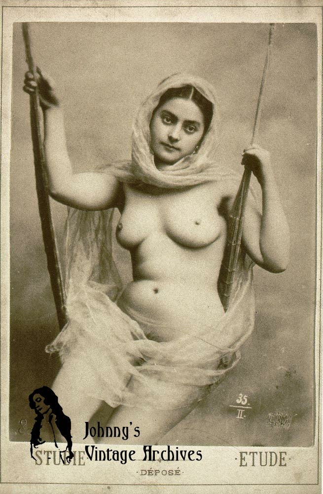 from Griffin vintage victorian women nude