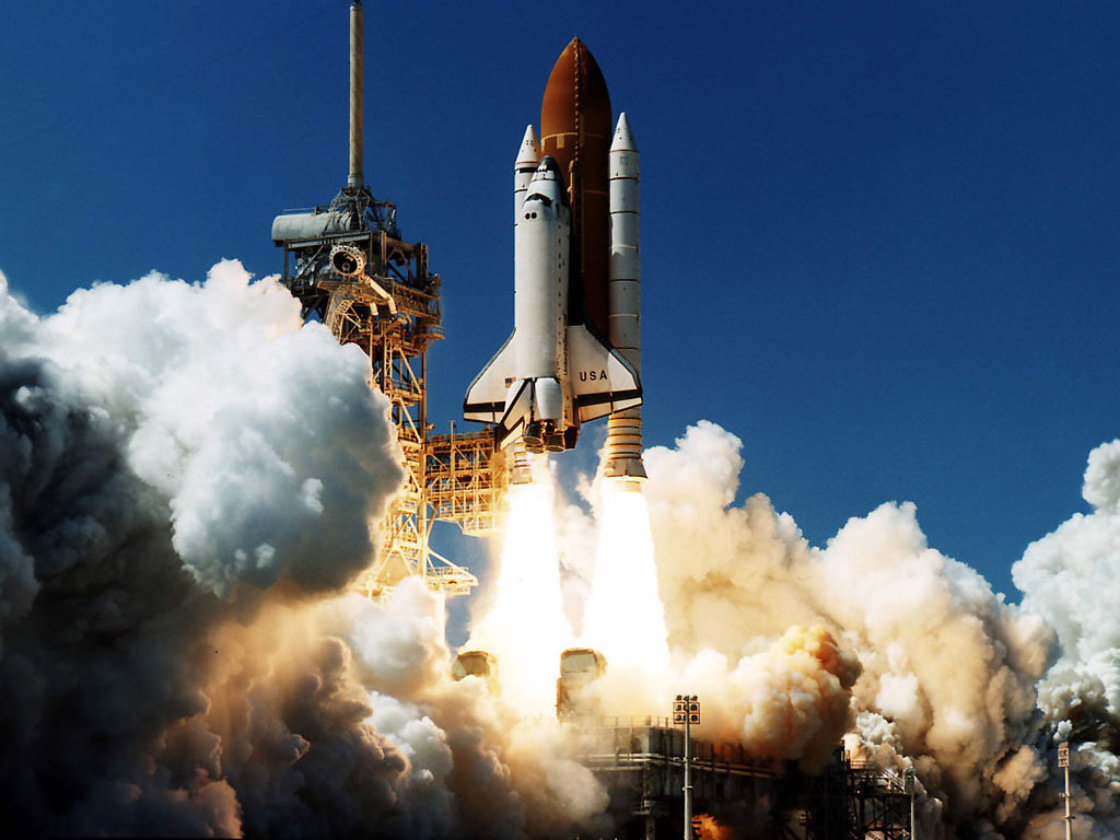 10 Amazing Space Shuttle Photos Space  - space shuttle discovery launch wallpapers