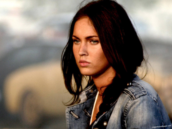 megan fox thumb disorder. Megan Fox Latest Wallpaper