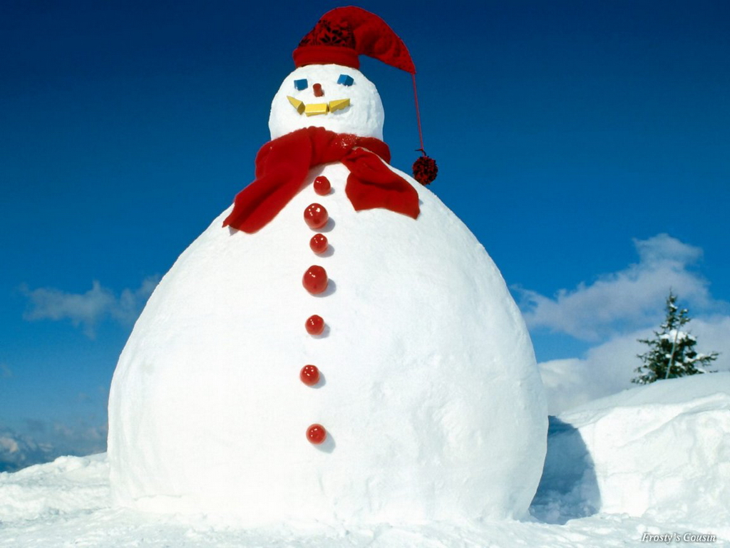 Snowman Images