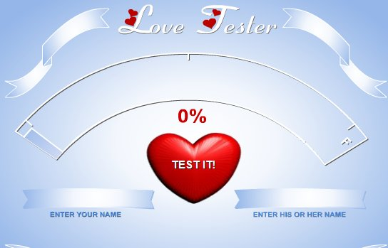 Siyvarulis Testi / სიყვარულის ტესტი