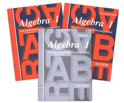 algebra coursework