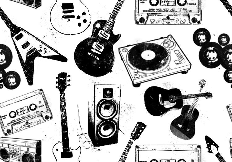 Fundos Para Twitter: Music