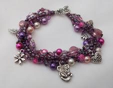 Twirly Whirly Charm Bracelet